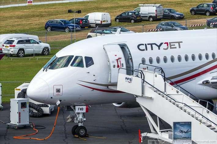 Суперджет CityJet
