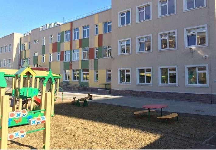 В Санкт-Петербурге построен детский сад на 200 мест