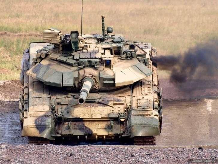 2. В Алжир отправлена партия из 67 танков Т-90СА  история, политика, факты