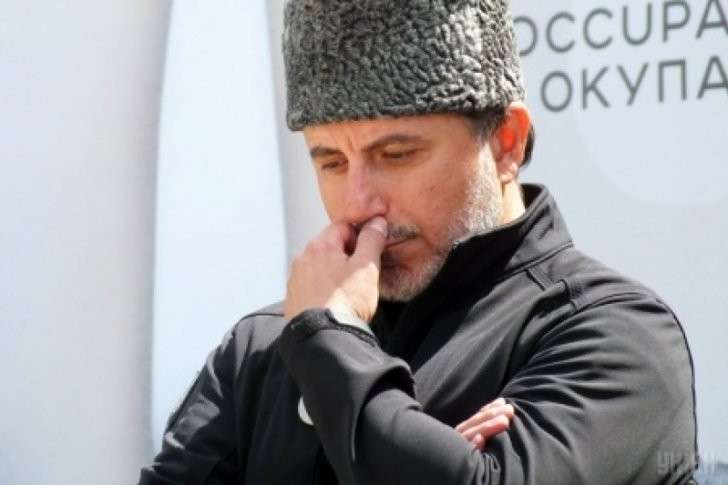 Закат очередного тупого бандита Ленура Ислямова