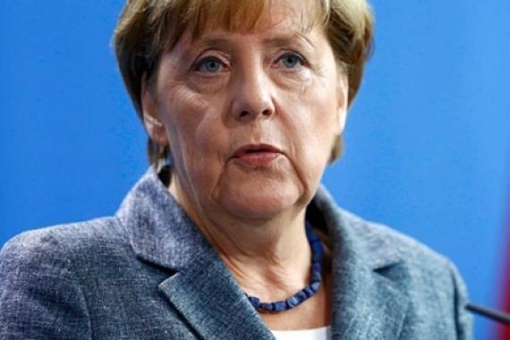 Меркель к старости прозрела: оказывается, Путч – это плохо