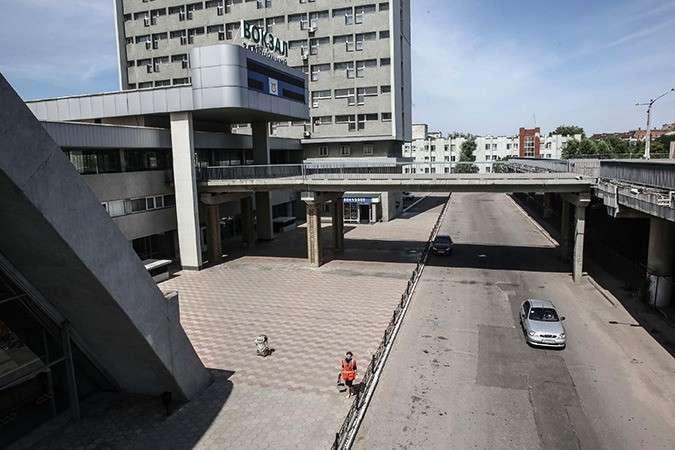 Луганск покинули две трети его жителей