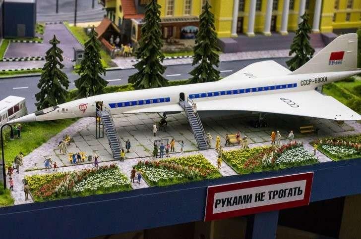 Интерактивный музей «Гранд Макет Россия». Часть 2