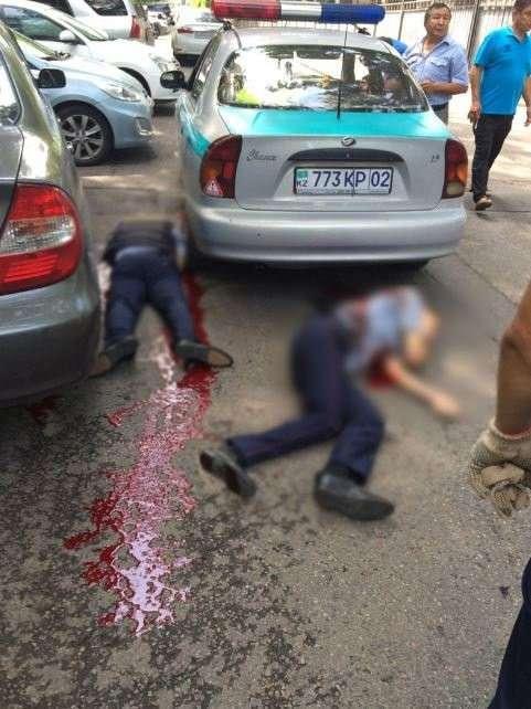 В Алма-Ате введён «красный» уровень террористической опасности