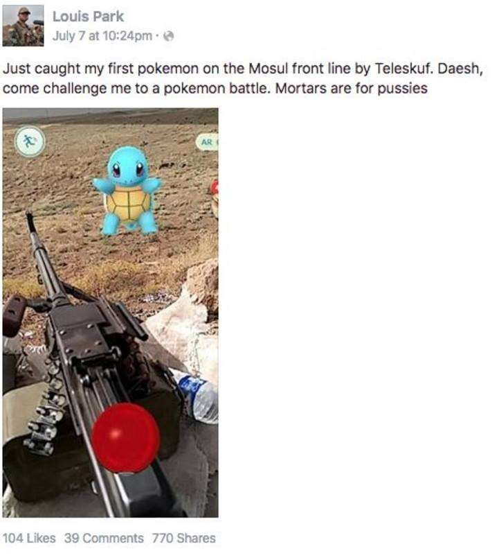 Pokemon GO - видеокамера ЦРУ в каждом дворе, доме и военной базе
