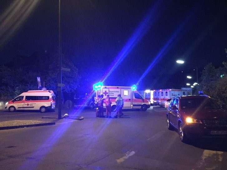 Напавший с топором на пассажиров поезда в Германии оказался афганцем