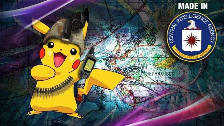 Pokemon Go собирает закрытую и личную информацию пользователей смартфонов для ЦРУ