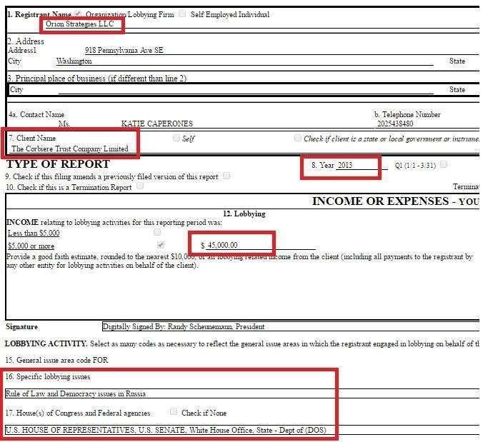 Ложь Ходорковского и сколько он заплатил конгрессу США за Акт Магнитского. Новые факты