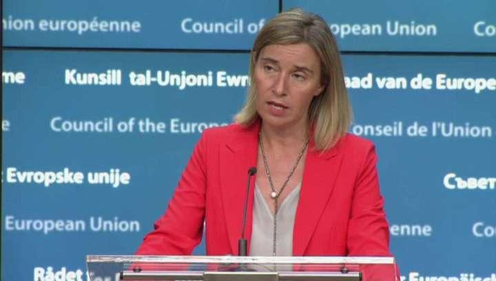 Брюссель опасается, что Анкара будет адекватно наказывать злодеев