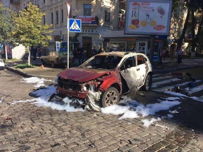 Твари, рулящие Украиной, убили журналиста Павла Шеремета