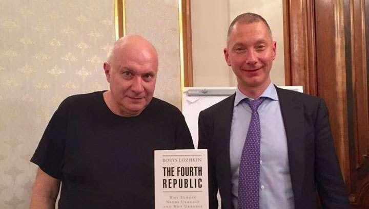 Ганапольский получил долгожданное гражданство Украины. Туда ему и дорога!