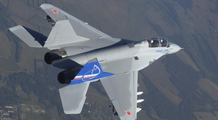 В августе начнутся лётные испытания истребителя МиГ-35