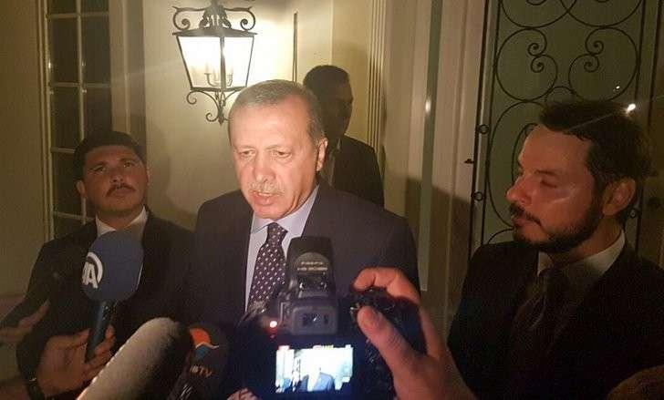 По некоторым данным, Москва даже передала Анкаре сведения о приближении вертолетов к отелю, где находился президент Эрдоган Фото: EAST NEWS
