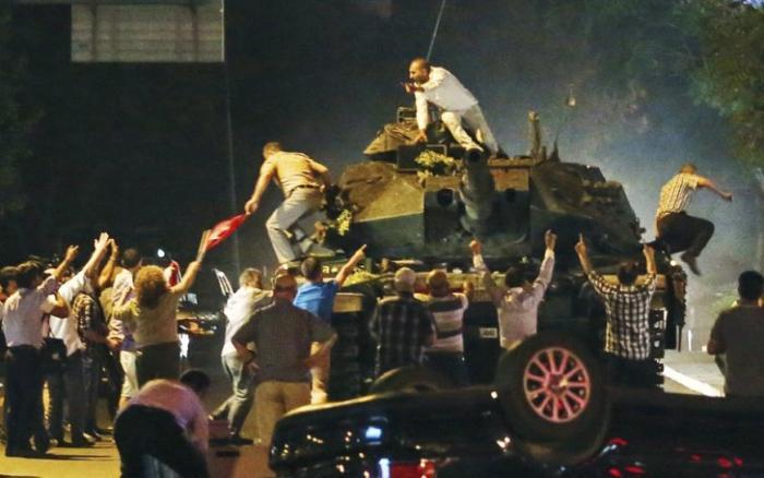 Российская разведка предупреждала Турцию о готовящемся перевороте