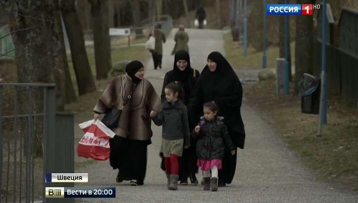 Швеция ужесточила правила для мигрантов