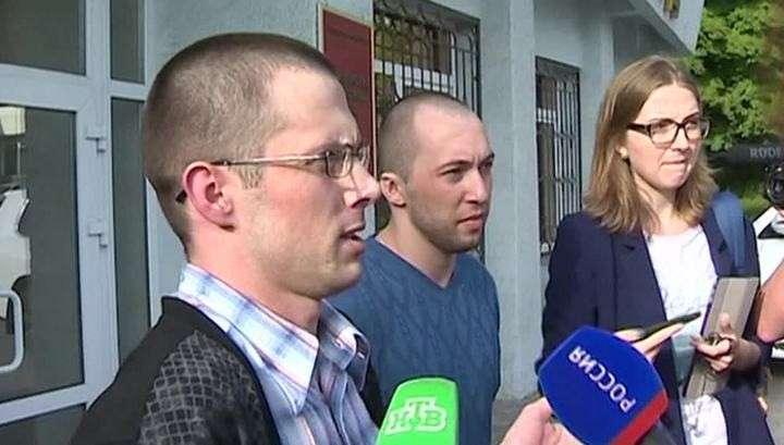 Двоих из «приморских партизан» освободили прямо в зале суда