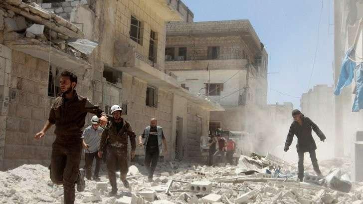 Авиаудары американской коалиции в Сирии активизируют террористов в Европе
