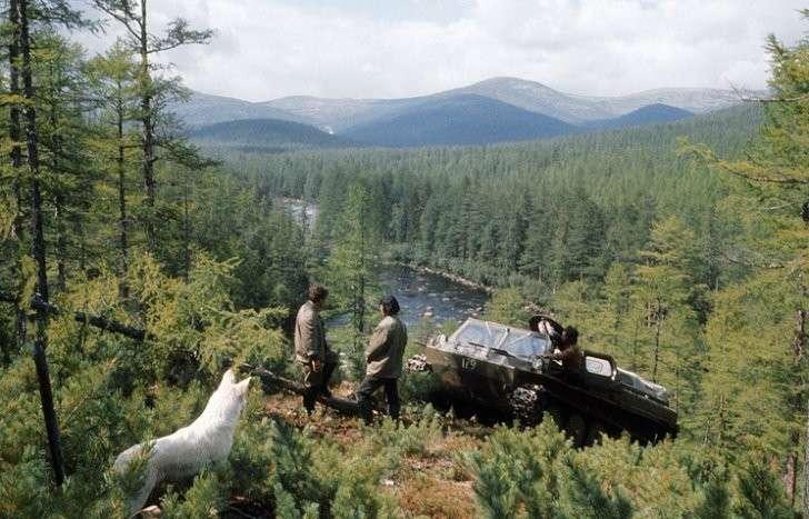 Сибирские староверы научат спецназовцев ориентироваться в тайге