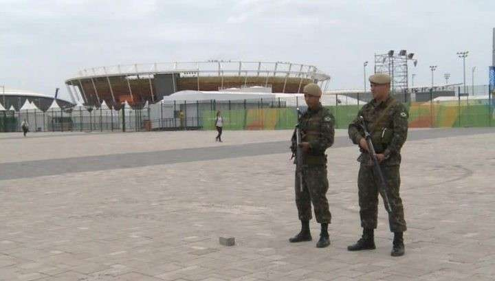 В Бразилии задержана группировка, готовившая «олимпийский» теракт