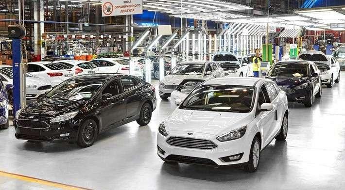 Ford Sollers начал поставки российских автомобилей в Армению