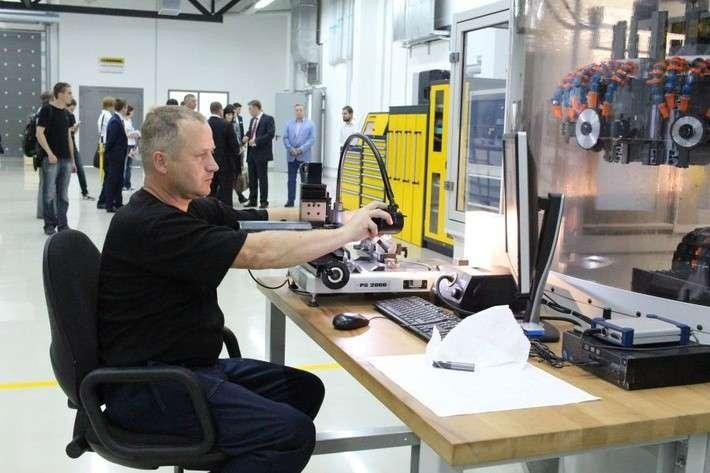 В Нижнем Новгороде открылось предприятие по производству металлорежущего инструмента