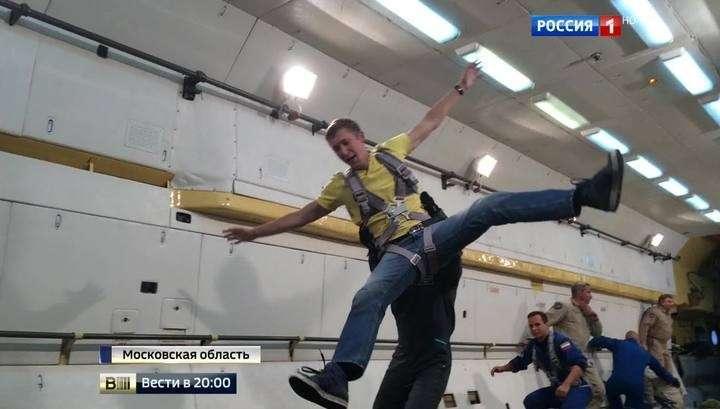 Полёты наяву: российские журналисты вслед за космонавтами побывали в невесомости