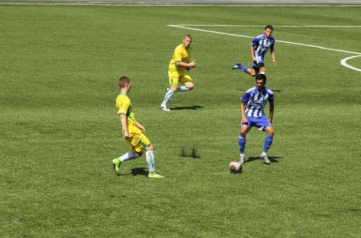 В городе Балаково Саратовской области реконструирован футбольный стадион