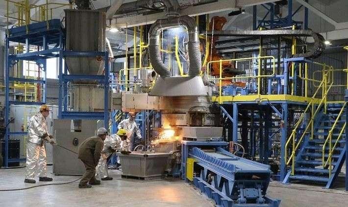 В Свердловской области запущен комплекс по извлечению драгоценных металлов из техногенных отходов