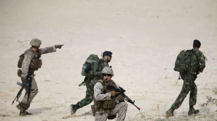 Секретные войны НАТО: Франция, Англия и США тайно отправляют войска на Ближний Восток