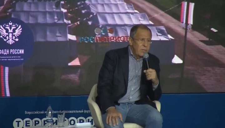 Сергей Лавров: допинговый скандал - проявление недобросовестной конкуренции