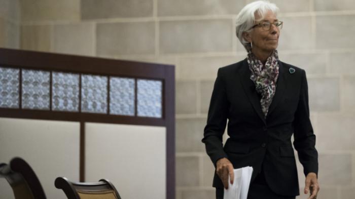 Суд во Франции требует наказания главы МВФ Кристин Лагард