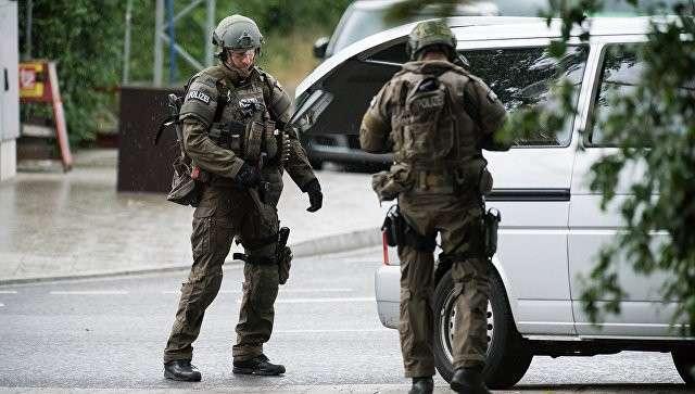 В торговом центре Olympia в Мюнхене произошла стрельба