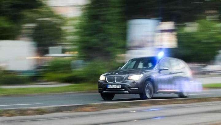 Полиция Мюнхена пока не понимает, что произошло в городе