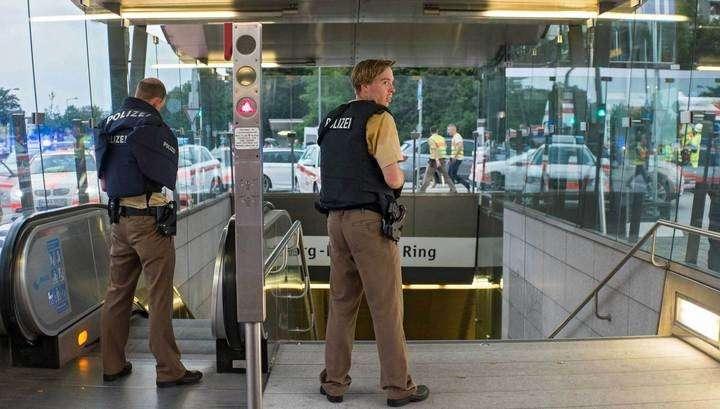 Полиция Мюнхена просит не публиковать в Сети фото с места стрельбы. Почему? Чтобы потом на вранье не поймали?