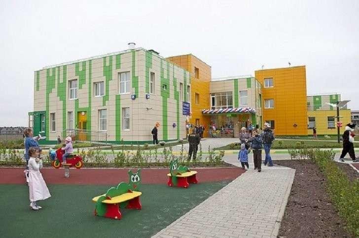 12. В Свердловской области открылось здание детского сада на 270 мест история, политика, факты