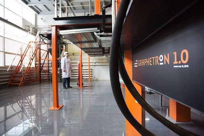 15. В новосибирском Академгородке работает мировое производство одностенных углеродных нанотрубок история, политика, факты