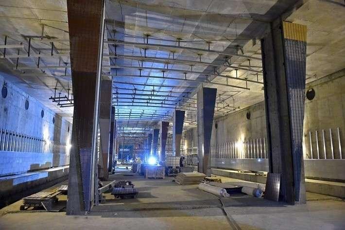 21. В Москве завершена проходка 3-х тоннелей метро история, политика, факты