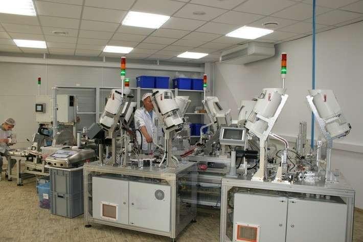 6. Компания «Эйлитон» открыла новый завод на территории ОЭЗ «Дубна» история, политика, факты