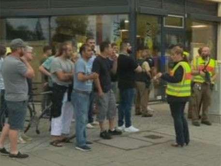 В Мюнхене могут находиться до 5 тысяч российских туристов