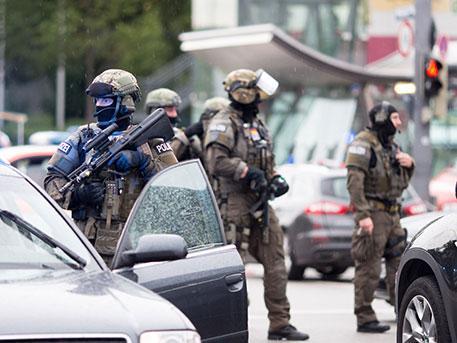 В Мюнхене объявлен режим чрезвычайного положения