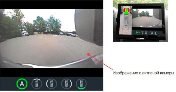 УАЗ представил тестовую версию УАЗ Патриот с электронной системой кругового обзора и помощи водителю