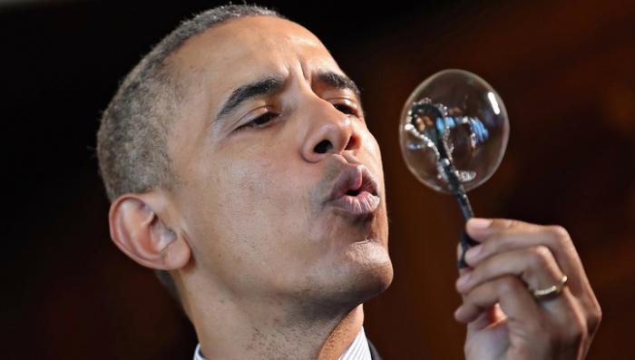 Неадекват Обама счёл возможным пошутить, говоря о событиях в Мюнхене