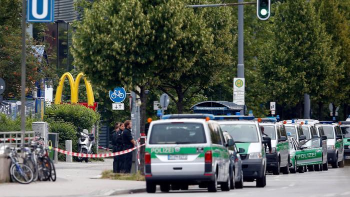 Мюнхен после стрельбы. Прямая трансляция