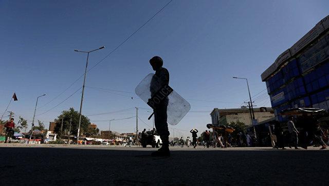 При теракте во время демонстрации в Кабуле погибло около 60 человек
