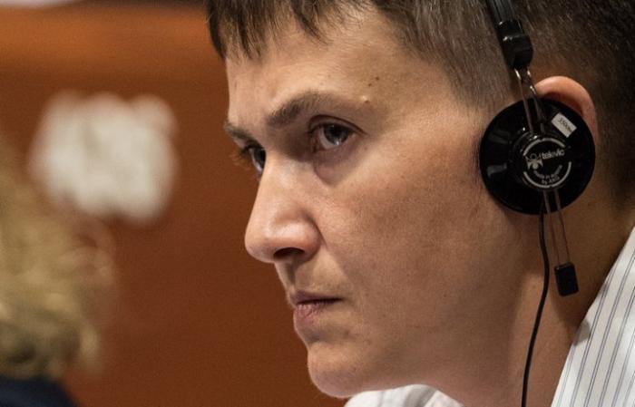 Кухарка Савченко готова стать президентом-диктатором, чтобы вернуть власть народу