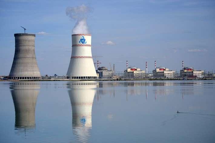 На строящемся энергоблоке №4 Ростовской АЭС начался монтаж систем безопасности реактора