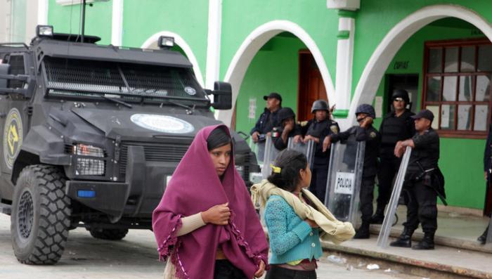 Число жертв конфликта в мексиканском городке возросло