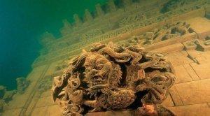 Пять сногсшибательных подводных городов