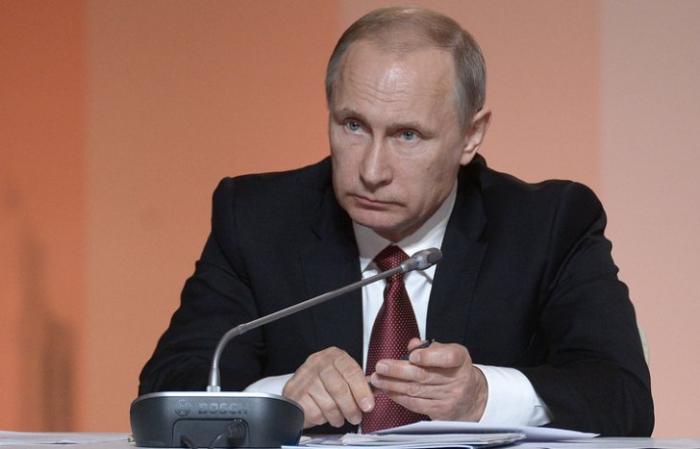 Владимир Путин: РФ считает сложившийся статус-кво по Палестине неприемлемым