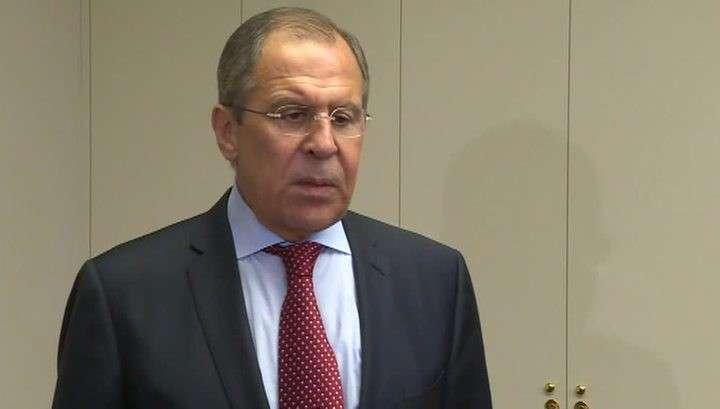 Сергей Лавров об обвинениях во взломе почты Демпартии США: «Я не хотел бы использовать бранных слов»